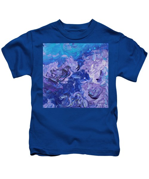 The Invisible Woman Kids T-Shirt