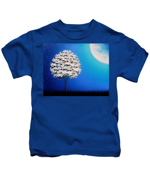 The Night's Convictions Kids T-Shirt