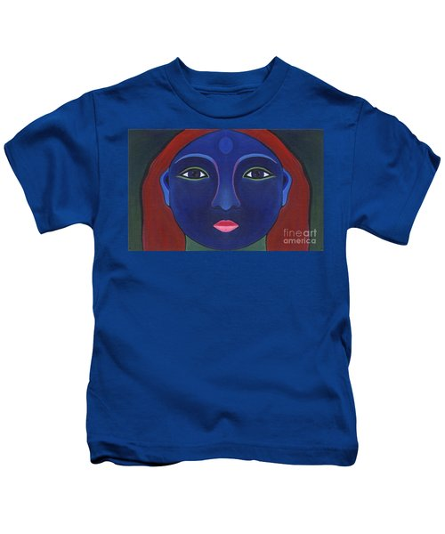 The Other Side - Full Face 1 Kids T-Shirt