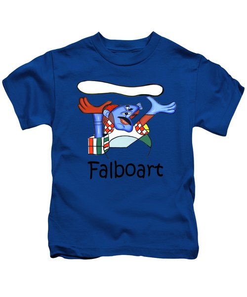 The Pizza Guy T-shirt Kids T-Shirt