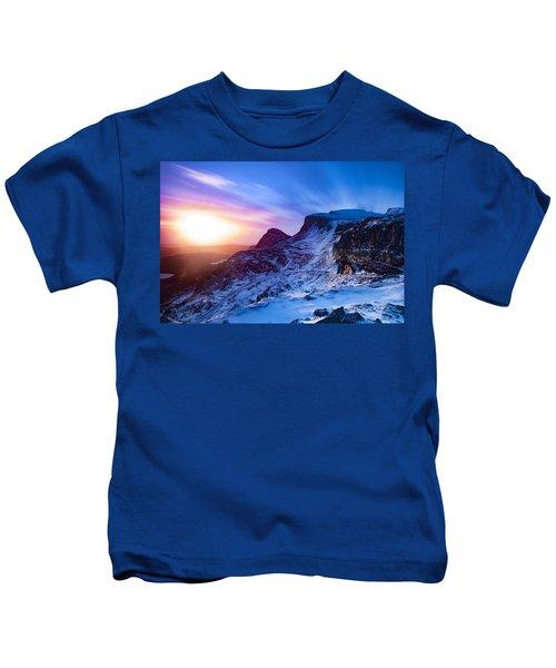 The Quiraing Kids T-Shirt