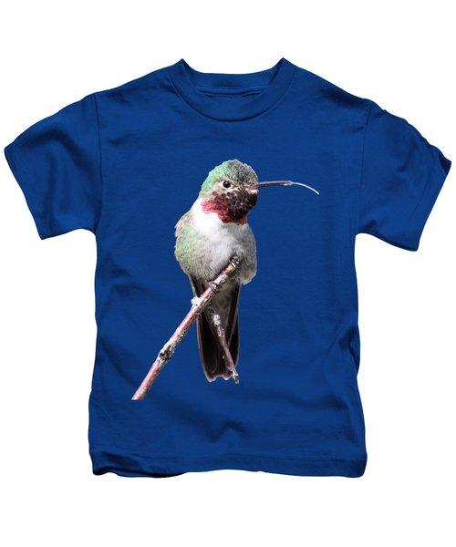 The Taste Of Air Kids T-Shirt