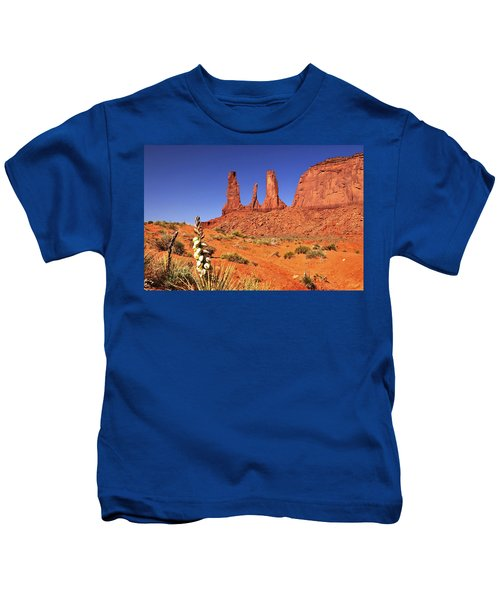 The Three Sisters Kids T-Shirt