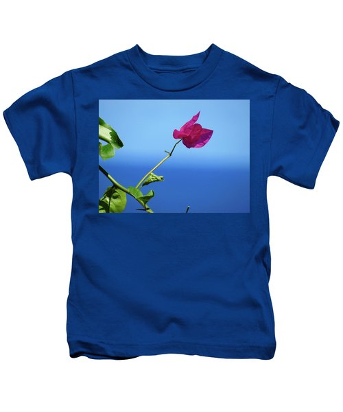 The Tropical Bloom Kids T-Shirt