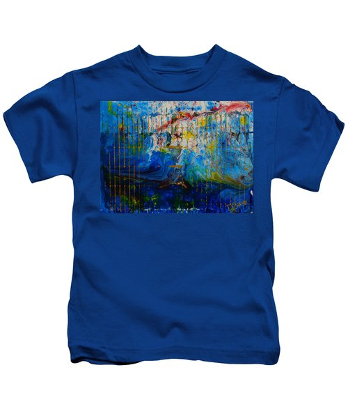 The Sound Wave Kids T-Shirt