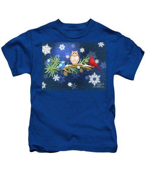 The Winter Watch Kids T-Shirt