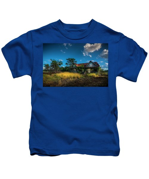 They Moved On Kids T-Shirt