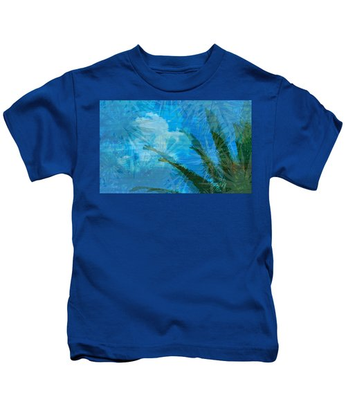 Tropical Afternoon Kids T-Shirt