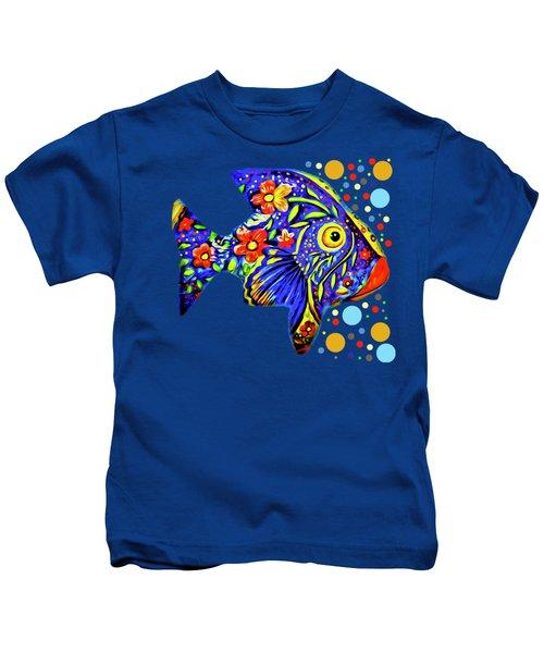 Tropical Fish Kids T-Shirt