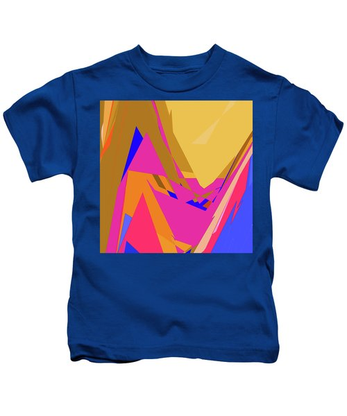 Tropical Ravine Kids T-Shirt
