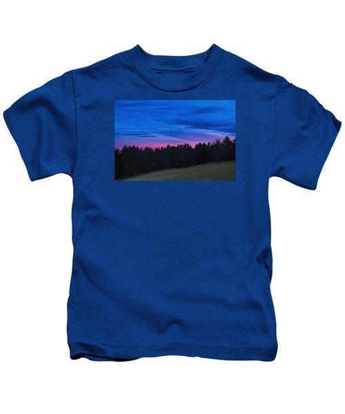 Twilight Field Kids T-Shirt