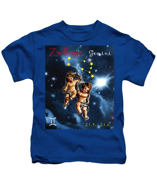 Twins Of Heaven Kids T-Shirt