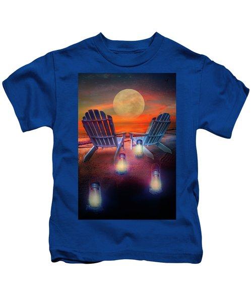 Under The Moon Kids T-Shirt