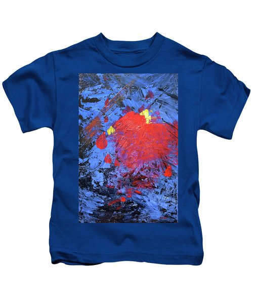 Untitled Abstract-7-817 Kids T-Shirt