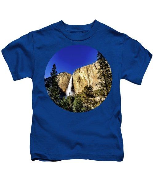 Upper Falls Kids T-Shirt