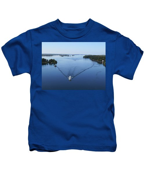 View From The Bridge Kids T-Shirt