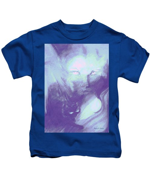 Visions Of The Night Kids T-Shirt