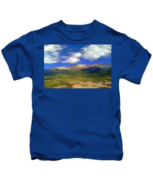 Vista Hills Kids T-Shirt