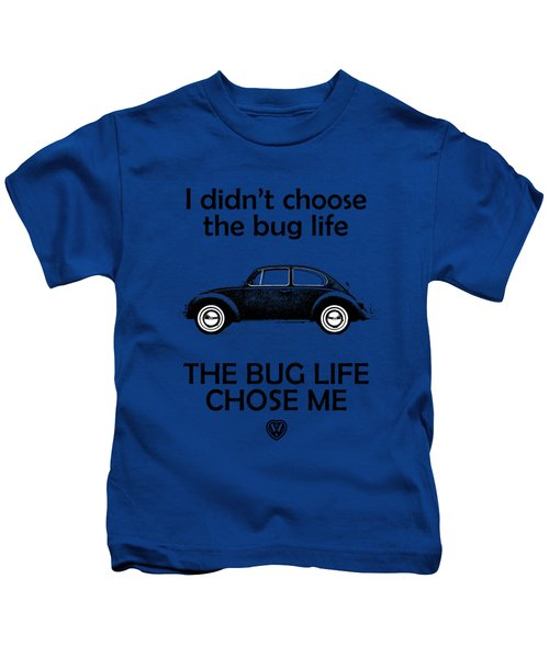 Volkswagen Beetle 1969 Kids T-Shirt