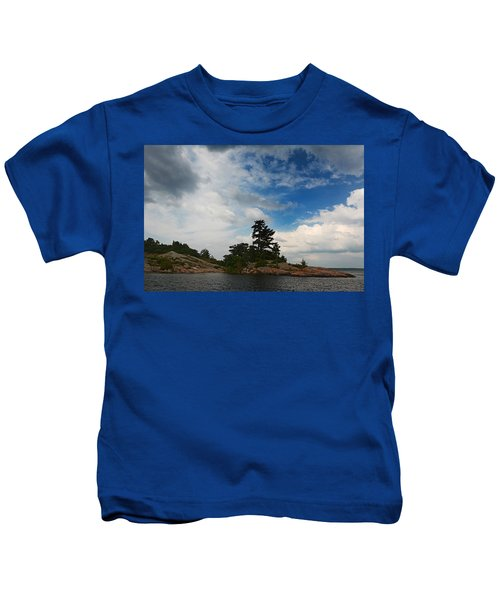 Wall Island Big Sky 3627 Kids T-Shirt