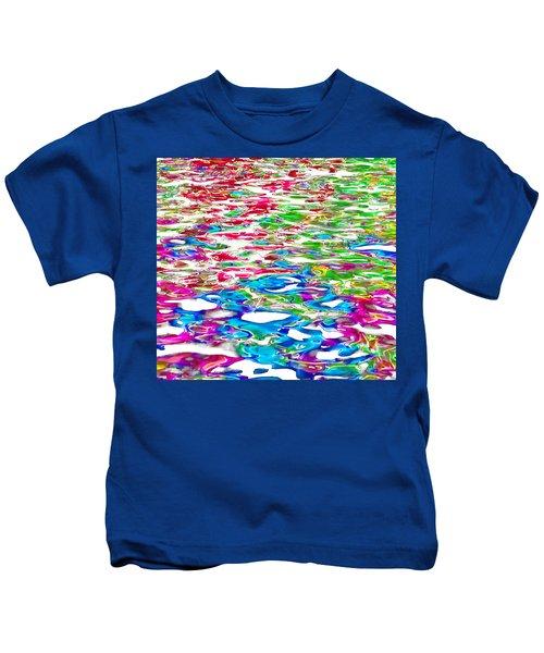 Watercolors Kids T-Shirt