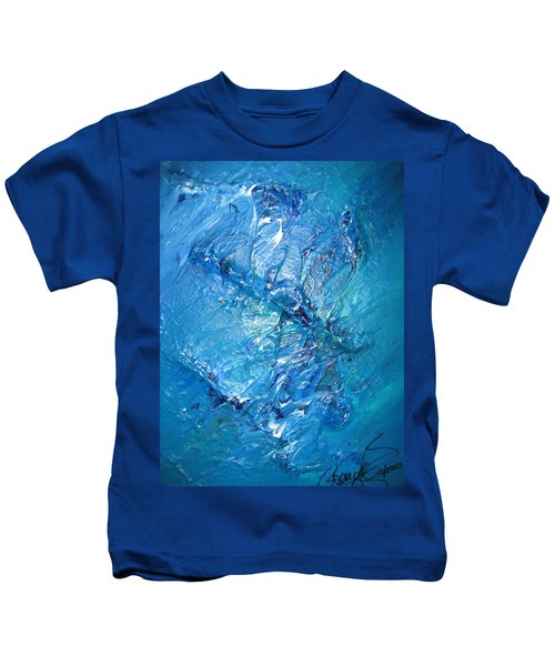 Waterfalls Kids T-Shirt