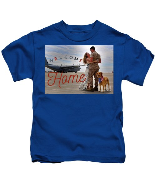 Welcome Home Kids T-Shirt