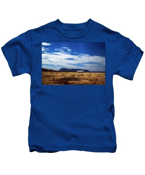West Texas #1 Kids T-Shirt
