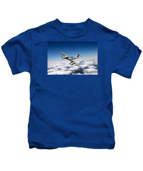 Westland Whirlwind Portrait Kids T-Shirt