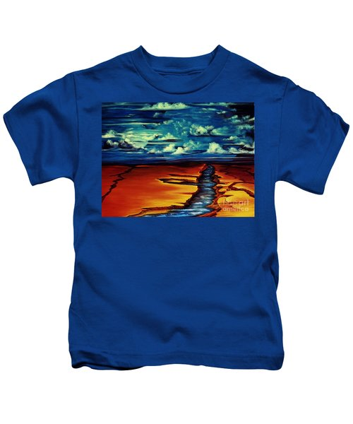 Where In The Worlds Kids T-Shirt