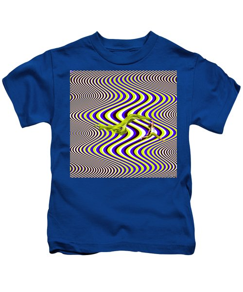Wind Of Freedom Kids T-Shirt
