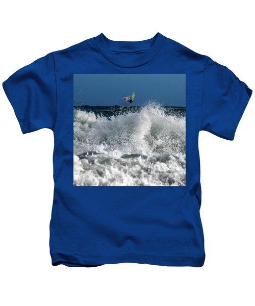 Windsurfer Kids T-Shirt