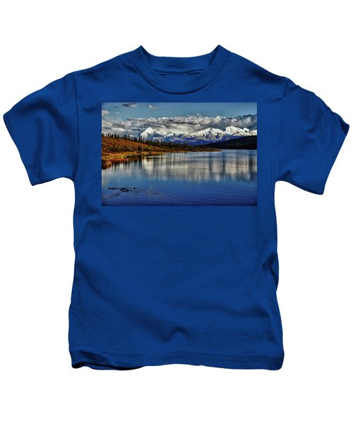 Wonder Lake IIi Kids T-Shirt