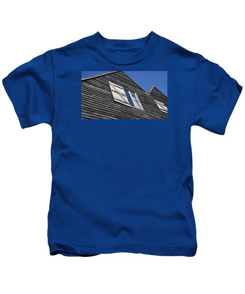 Wooden Kids T-Shirt