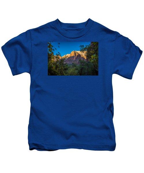 Zion #3 Kids T-Shirt