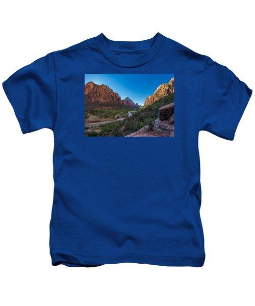 Zion #4 Kids T-Shirt