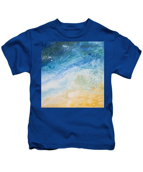 Zoom In Or Out Kids T-Shirt