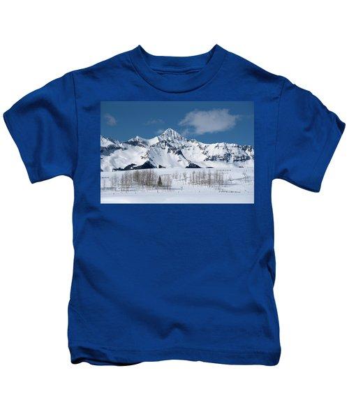 Mt Wilson Kids T-Shirt