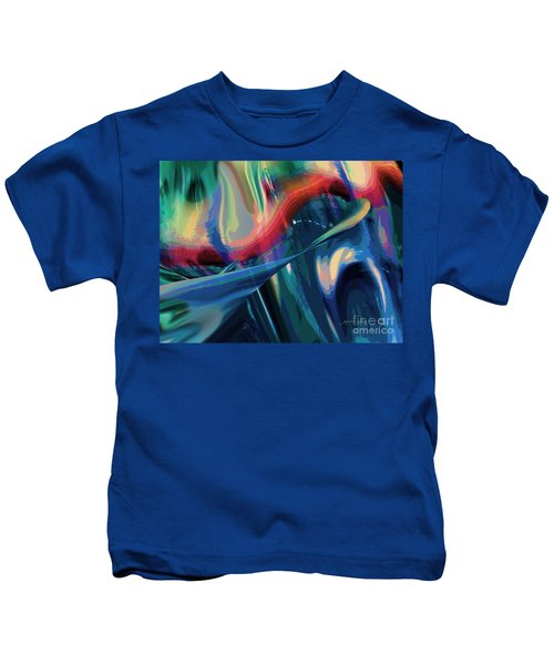 On My Way Kids T-Shirt