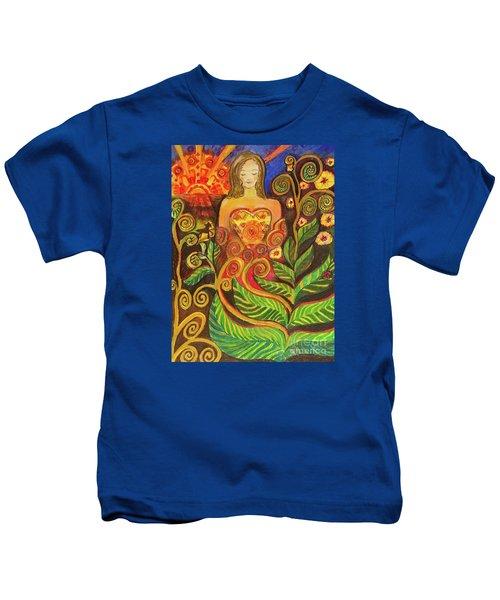 Zen Morning Kids T-Shirt