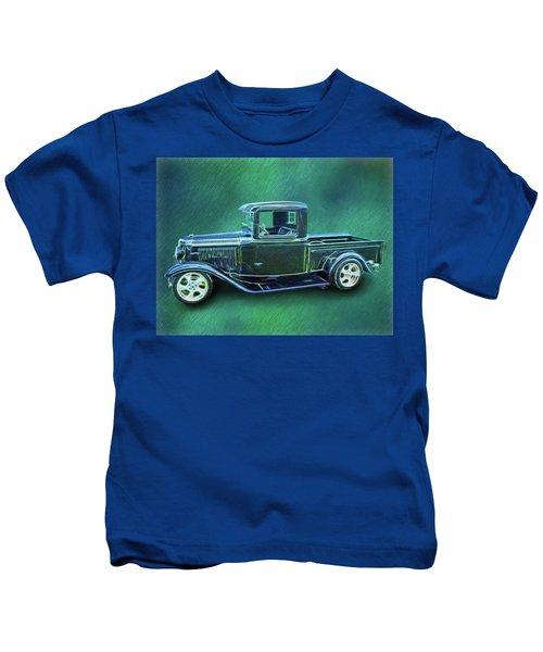 1934 Ford Pickup Kids T-Shirt