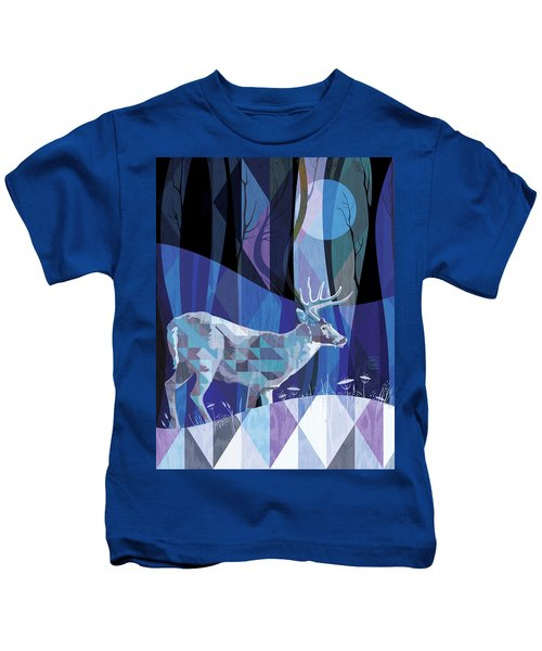 Ghost Walker Kids T-Shirt
