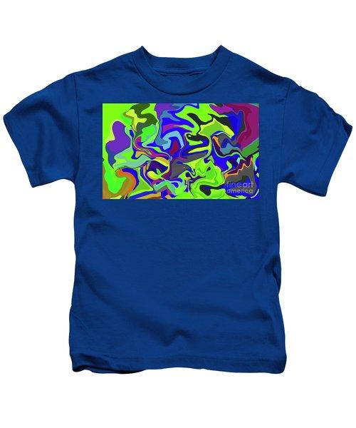 3-8-2009dabcdefgh Kids T-Shirt