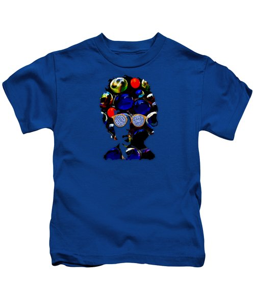 Bob Dylan Blowin In The Wind Kids T-Shirt