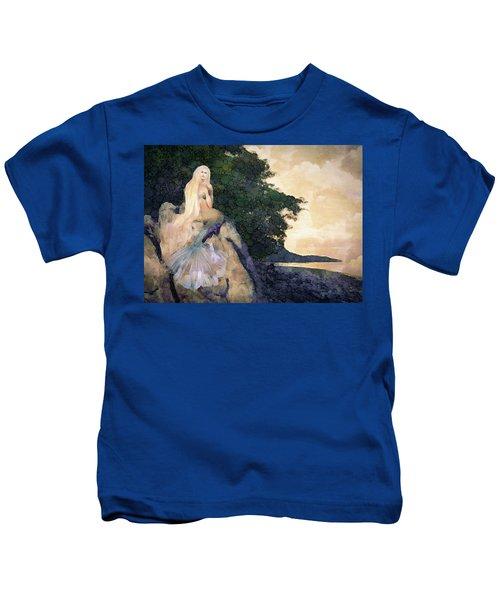 A Mermaid's Tale Kids T-Shirt