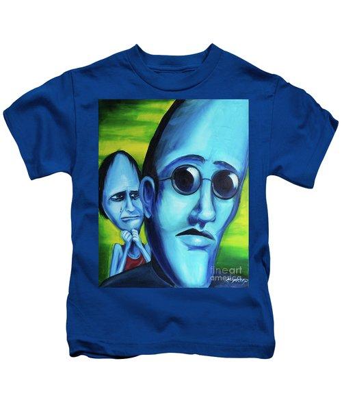 Again, Never Again Kids T-Shirt