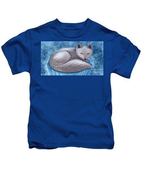 Arctic Survivor  Kids T-Shirt