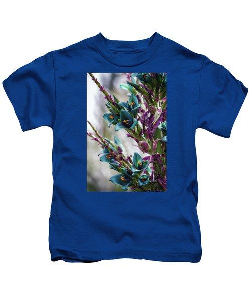 Azure Dreams Kids T-Shirt
