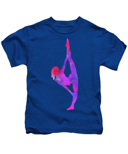 Ballet Splits Kids T-Shirt