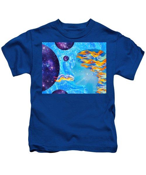 Breath Of Life Kids T-Shirt